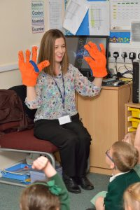 Images taken at Highfields School in Burntwood, Staffordshire to show the range of activities that take place on a normal school day.